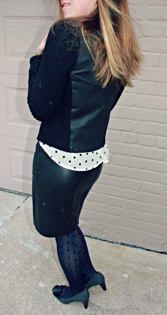leather & dots 3